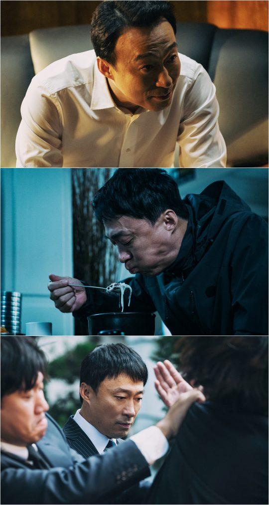 '머니게임' 이성민./ 사진제공=tvN