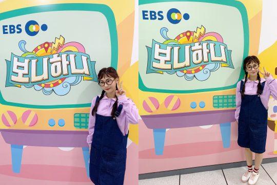 개그우먼 박소영./ 사진제공=JDB엔터테인먼트