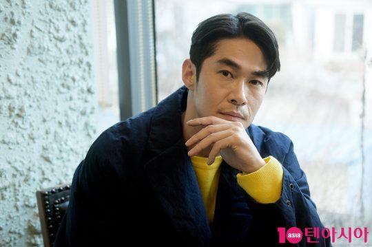 영화 '미스터 주: 사라진 VIP'에서 만식 역으로 열연한 배우 배정남./ 서예진 기자 yejin@