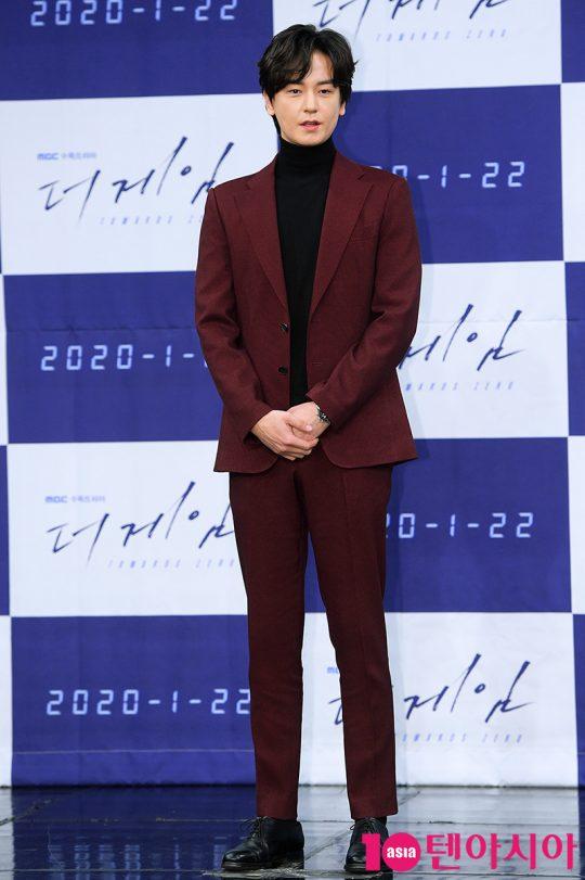 MBC 새 수목드라마 '더 게임: 0시를 향하여'에서 국과수 법의관 구도경 역을 맡은 배우 임주환./서예진 기자 yejin@