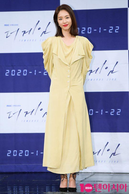 MBC 새 수목드라마 '더 게임: 0시를 향하여'에서 강력반 형사 서준영을 연기하는 배우 이연희./서예진 기자 yejin@