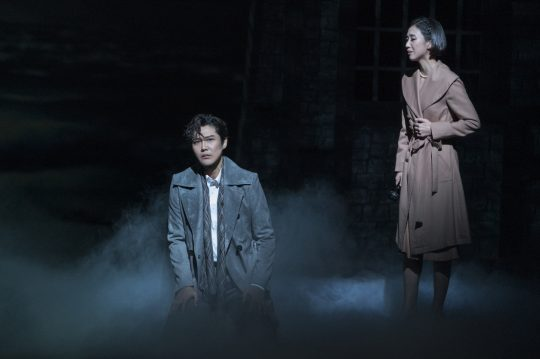 뮤지컬 '레베카'의 공연 장면. / 제공=EMK뮤지컬컴퍼니