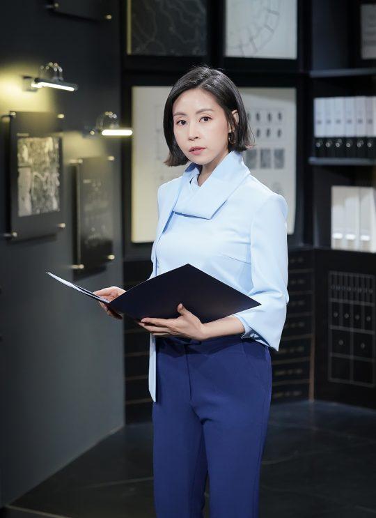 박혜진 아나운서. / 제공=JTBC