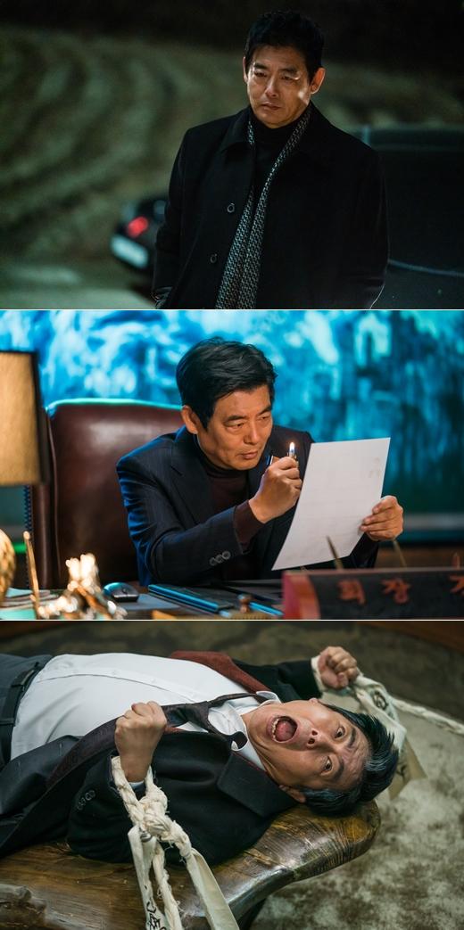 '방법'의 성동일./사진제공=tvN