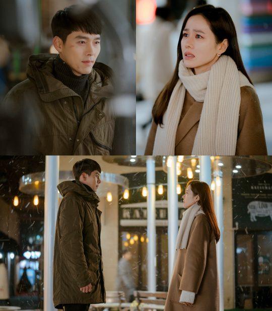'사랑의 불시착' 현빈(왼쪽), 손예진. /사진제공=tvN