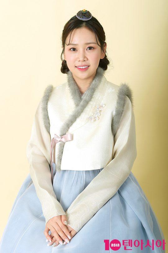 '미스트롯' 출신 홍자, 김나희와 먹방 모임을 자주 갖는다는 강예슬. / 서예진 기자 yejin@
