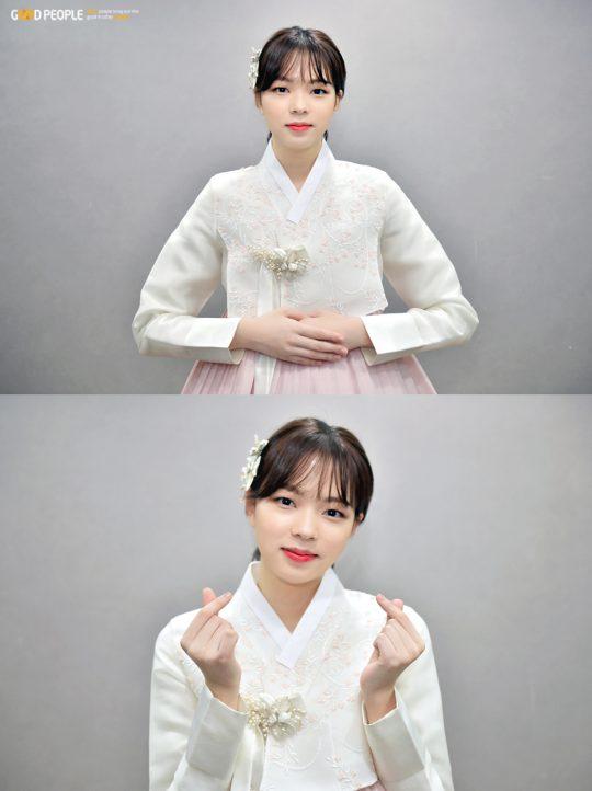 배우 조유정 / 사진제공=굳피플