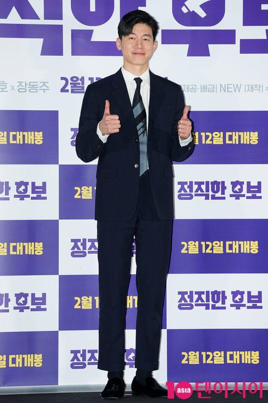 '정직한 후보'에서 배우 김무열은 주상숙의 보좌관 박희철을 연기했다. /서예진 기자 yejin@