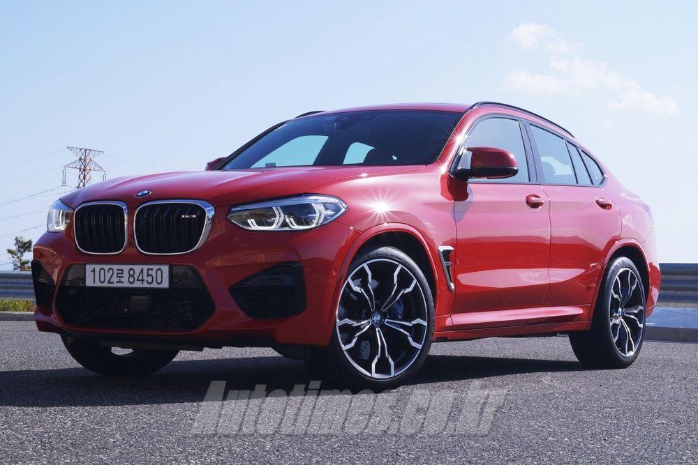 [시승]놀라움의 연속, BMW X4 M