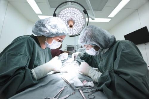 광대축소 수술 중인 환자의 두개골을 절개한 뒤 방치해 사망에 이르게 한 성형회과 원장이 1심에서 집행유예를 선고 받았다. /사진=게티이미지뱅크