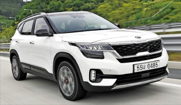 기아차 셀토스는 지난해 3만2100대가 판매되며 소형 SUV 시장을 휩쓸었다. 사진=기아자동차