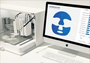 아모레퍼시픽, CES에서 3D 프린팅 혁신상