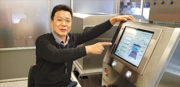 [김낙훈의 기업인 탐구] 김경남 마이크로디지탈 사장, 창사 18년…20종 바이오·메디컬 측정장비 개발
