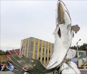 임자도는 여름 보양식 중 으뜸으로 꼽히는 민어의 대표 어장이다.