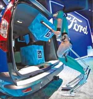 [CES 2020] 두발로 걷는 택배기사 로봇, 불량감시 로봇…일터가 바뀐다