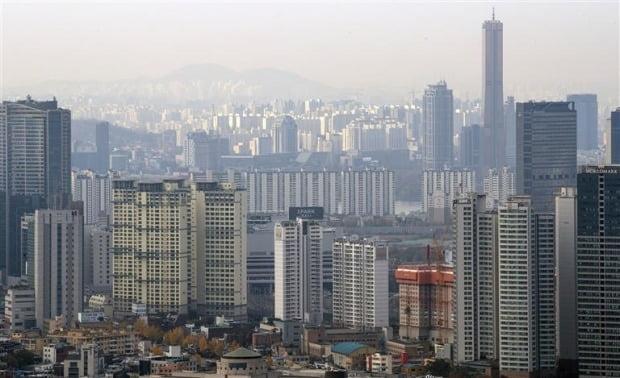 서울의 아파트 전경(자료 연합뉴스)