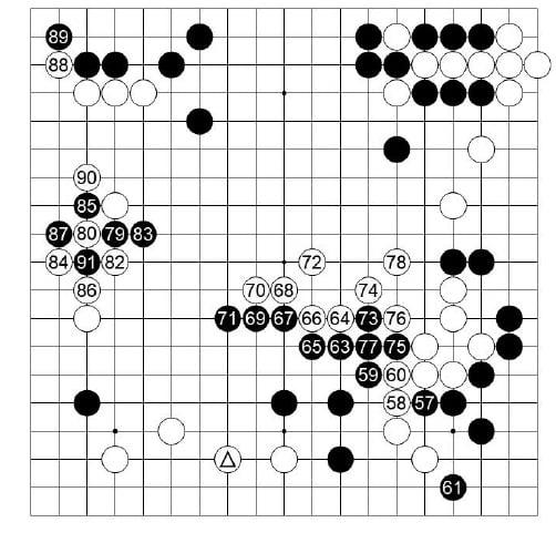 [제24기 하림배 프로여자국수전] 기세의 패