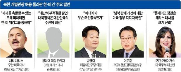 """이도훈 """"남북관계 개선, 美 지지 재확인""""…美 """"비핵화 진전과 보조 맞춰야"""""""