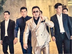 SBS에서 방영될 영화 '악인전'
