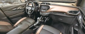작지만 강한 반전매력…'임팩트 SUV' 트레일블레이저
