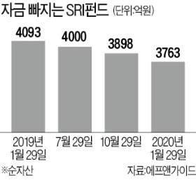 글로벌 증시, ESG 지표가 투자 핵심 변수로 뜨는데…한국선 돈 빠지는 '사회책임 펀드'