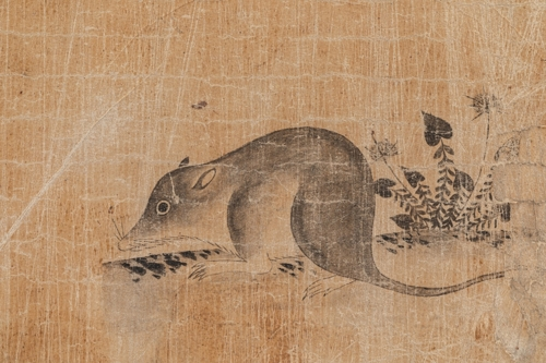 경자년 '흰 쥐의 해' 다산과 풍요를 부르다
