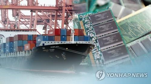 연이은 악재에 찌푸린 한국 수출…올해 플러스 전환 '총력'