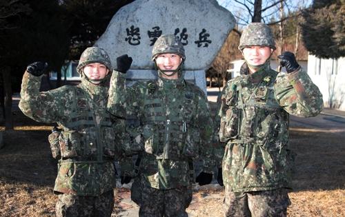 육군 8군단 장병들, 빠른 대처로 대형 산불 막아
