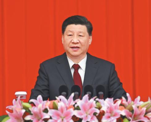 시진핑, 신년사·신년행사서 '일국양제·홍콩 번영' 강조