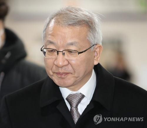 '폐 수술' 양승태 前대법원장 재판 연기…내달 21일 재개 예정
