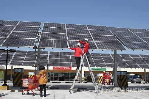 신재생에너지 시장·일자리 동반 상승…서비스업 성장세도 두각