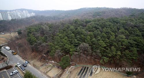 청주 구룡공원 일부 도시계획 해제…난개발 우려