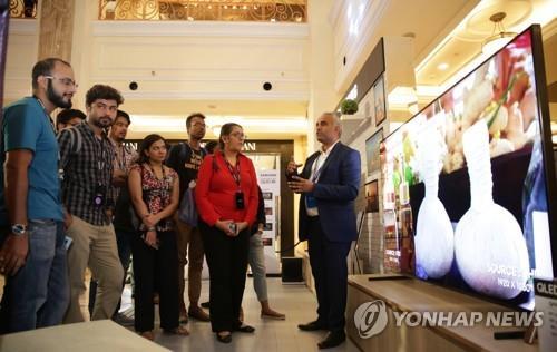 삼성, 인도서 15개월 만에 TV 생산 재개…'위탁생산' 방식