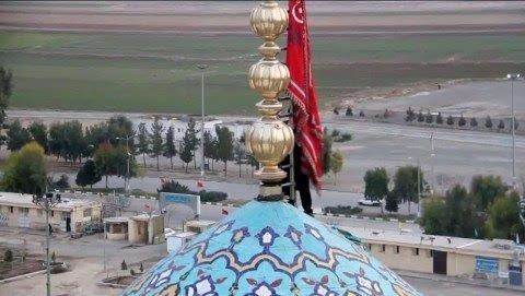 """이란 종교도시 모스크에 '붉은 깃발'…""""피의 전투 임박"""""""