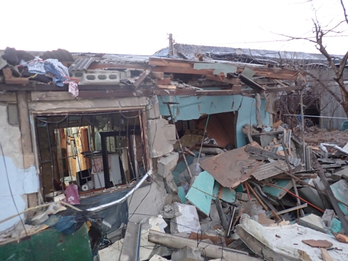 대전 단독주택서 LP가스 폭발…1명 중상·4명 경상