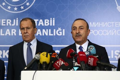 러시아·터키 정상, 12일부터 리비아서 휴전 촉구