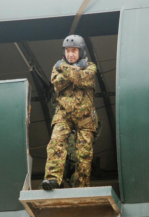 日자위대, 미군과 낙도 점령 '中격퇴' 상정 강하훈련 실시