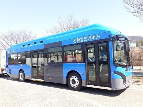 2022년 대구 도심에 친환경 시내버스 150대 달린다