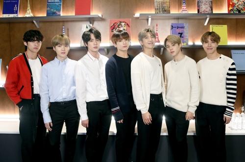 새 앨범 공개 앞둔 BTS, 글로벌 5개 도시서 현대미술 프로젝트(종합)