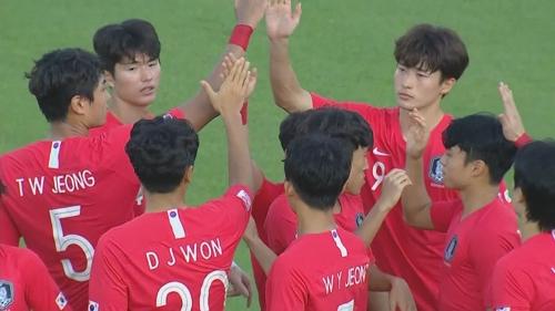 JTBC, 오늘 도쿄올림픽축구 아시아예선 우즈베크전 중계