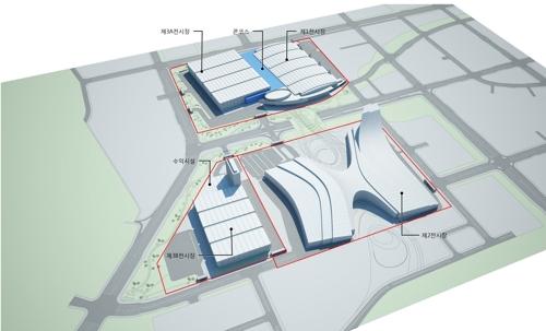 킨텍스 제3전시장 건립 확정…내년 9월 착공·2024년 개장