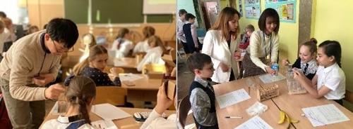 자유학기제 우수 수업 러시아에 공유…교사 14명 출국