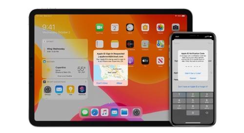 애플 아이클라우드 유저 75% '이중 인증' 사용한다