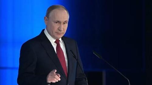 푸틴, '대통령직 3연임 금지' 등 포함하는 부분 개헌 제안