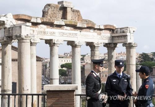 중국, 일대일로 참여 이탈리아에 '관광객 선물' 전망