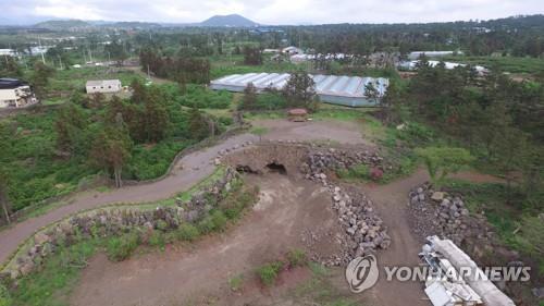 땅값 상승 노려 제주 천연동굴 파괴한 개발업자 징역형