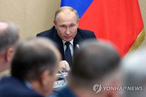 푸틴, 러시아 극동 기반으로 운항하는 항공사 설립 지시