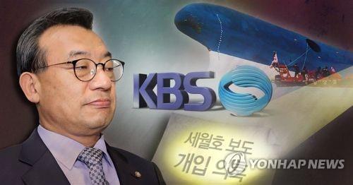 '세월호 보도개입' 이정현 벌금형 확정…방송 간섭 첫 유죄