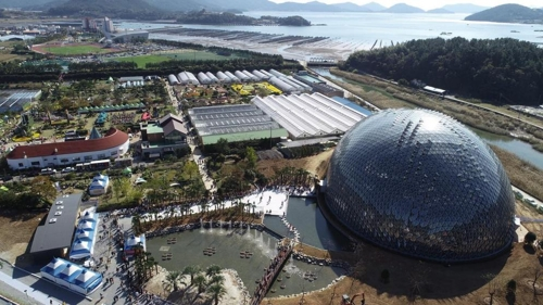 국내 최대 식물원 거제 '정글 돔' 개장…일반관람은 17일부터