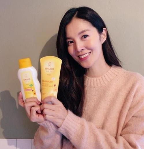 배우 김성은, 홀트아동복지회와 기부 프로젝트